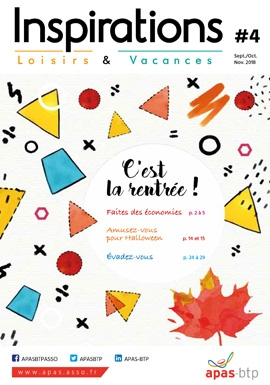 Brochure Inspirations Loisirs & Vacances Automne