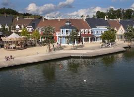 Center Parcs - Lac d'Ailette - Picardie